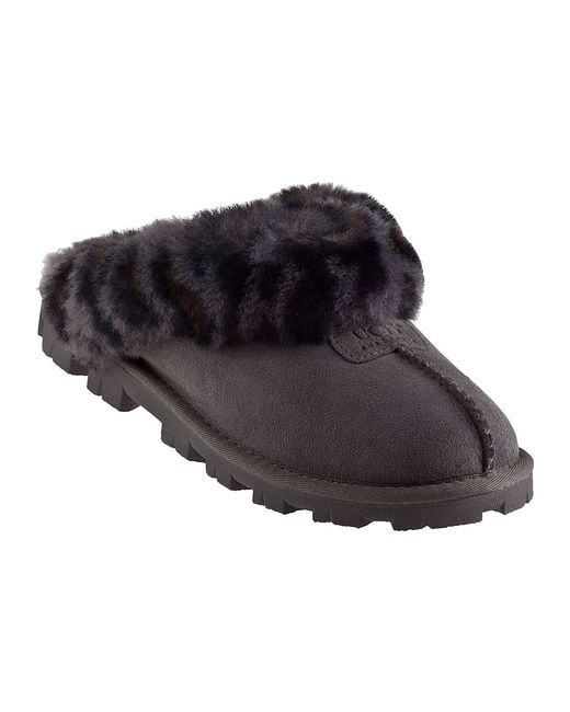 Ugg Coquette Slippers Grey  0df5d4867