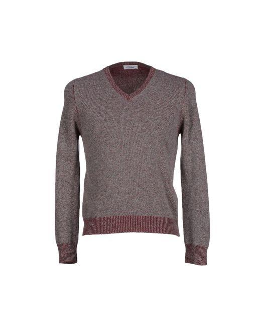 Purple Sweater For Men 7