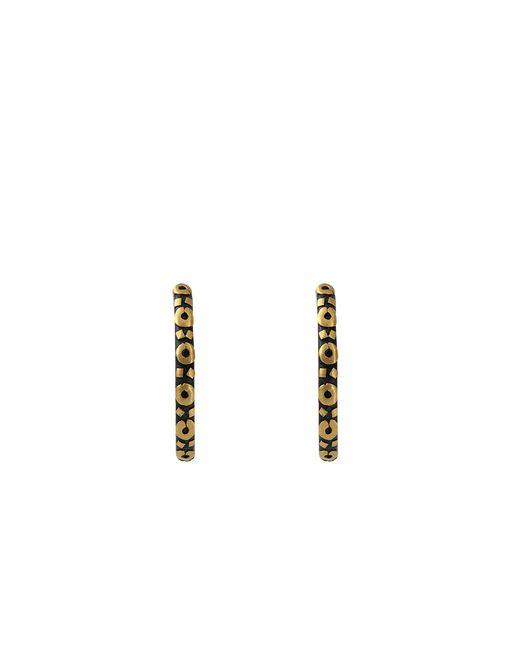 Yossi Harari | Yellow Medium Libra Hoop Earrings | Lyst