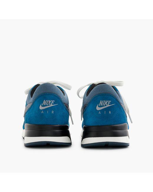 J.Crew | Blue Nike Air Odyssey Sneakers In Cobalt for Men | Lyst