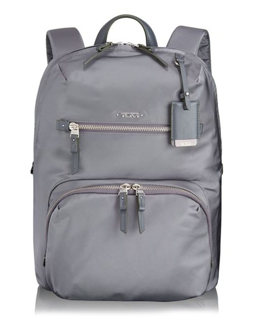 Tumi | Black 'voyageur Halle' Nylon Backpack | Lyst