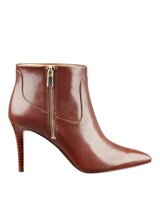 Nine West | Brown Shoe Boots | Lyst