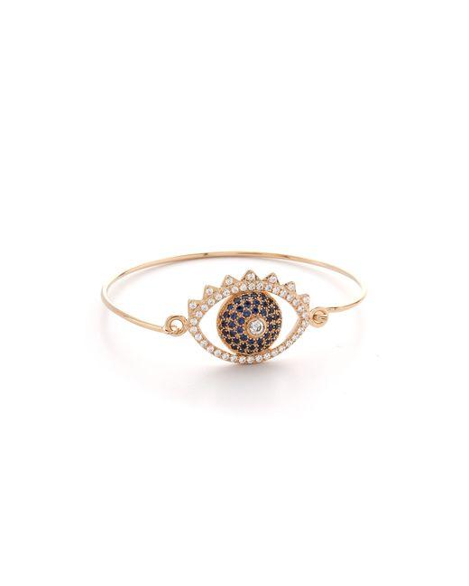 KENZO | Blue Eye Bracelet | Lyst