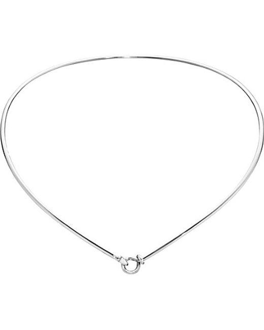 Georg Jensen   Metallic Dew Drop Sterling Silver Necklace   Lyst