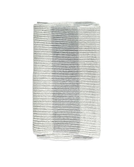 Forever 21 | Gray Striped Oblong Scarf | Lyst