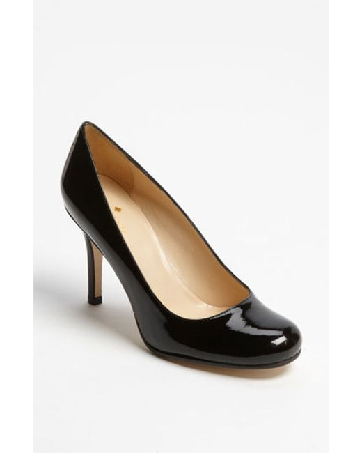 kate spade new york | Black 'karolina' Pump | Lyst