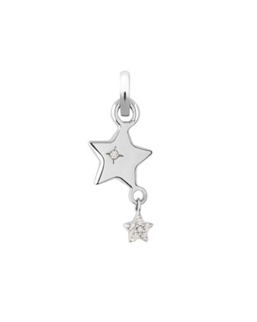 Links of London | Metallic Wish Upon A Star 18ct White Gold Charm | Lyst