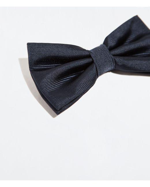 Zara   Blue Bow Tie for Men   Lyst
