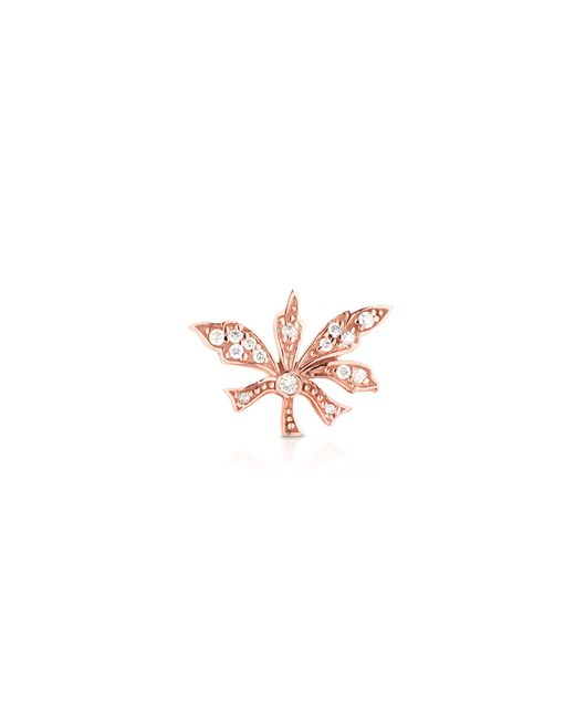 Carbon & Hyde | Pink Poison Ivy Studs | Lyst