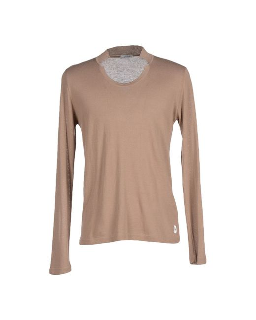 Officina 36 | Natural Sweater for Men | Lyst