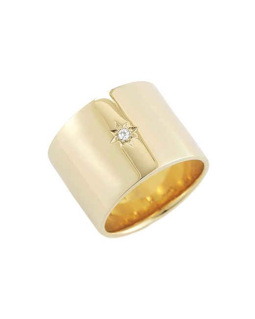 Elizabeth and James | White Bassa Ring | Lyst