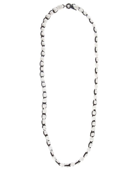 Missoni | White Roped Ball Long Necklace | Lyst
