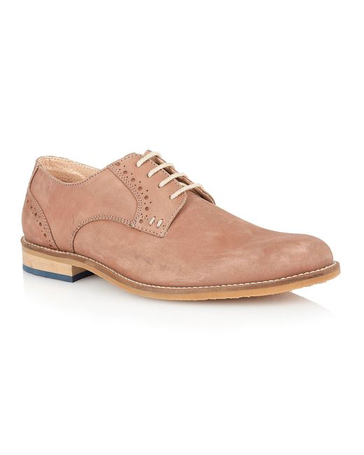 Lotus | Brown Banwell Lace Up Casual Oxford Shoes for Men | Lyst