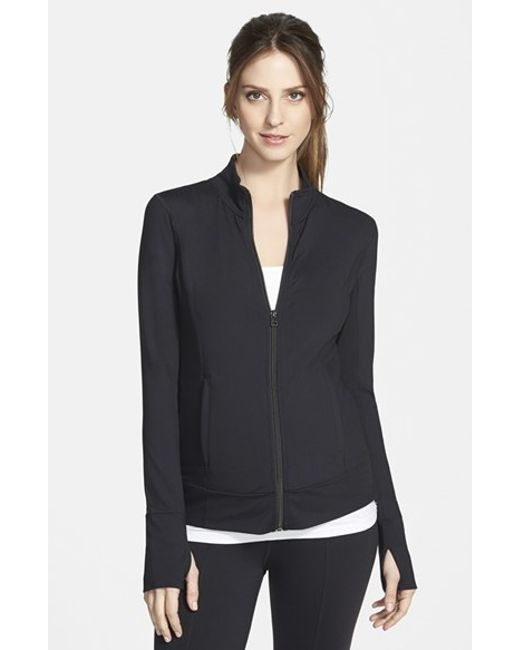 Ingrid & Isabel | Black Ingrid & Isabel Active Maternity Jacket | Lyst
