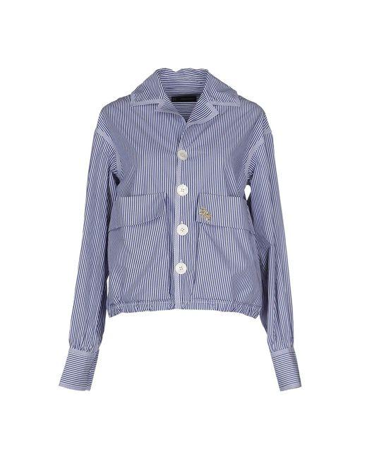 DSquared² | Blue Jacket | Lyst