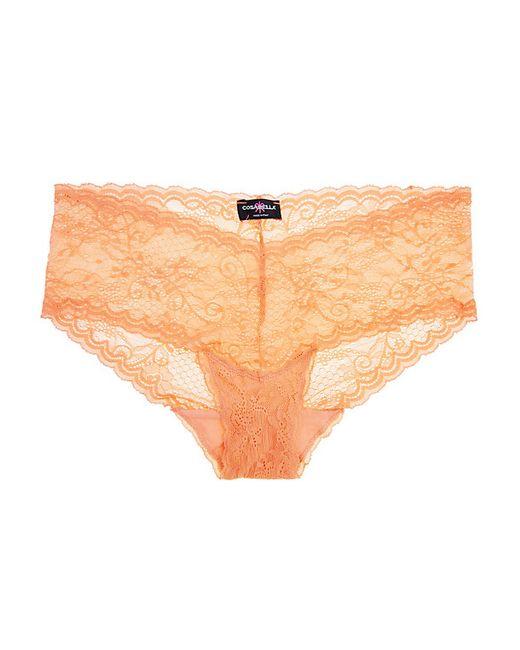 Cosabella | Orange Trenta Low-rise Hot Pant | Lyst