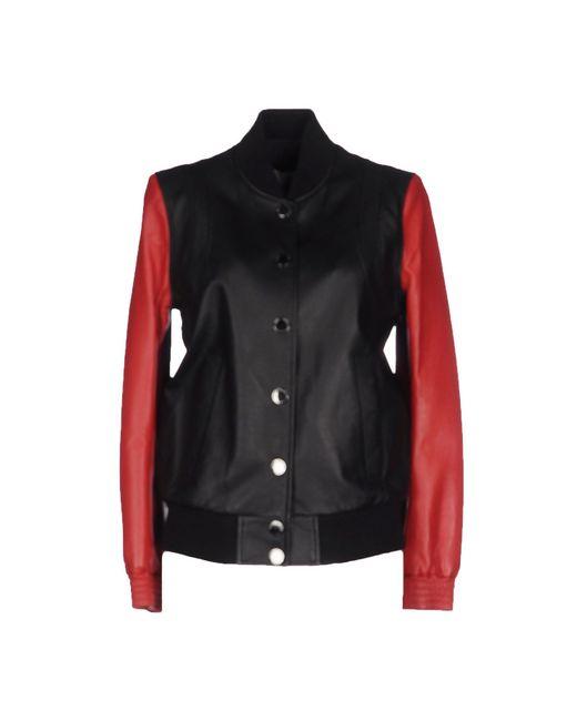 Balmain | Black Jacket | Lyst