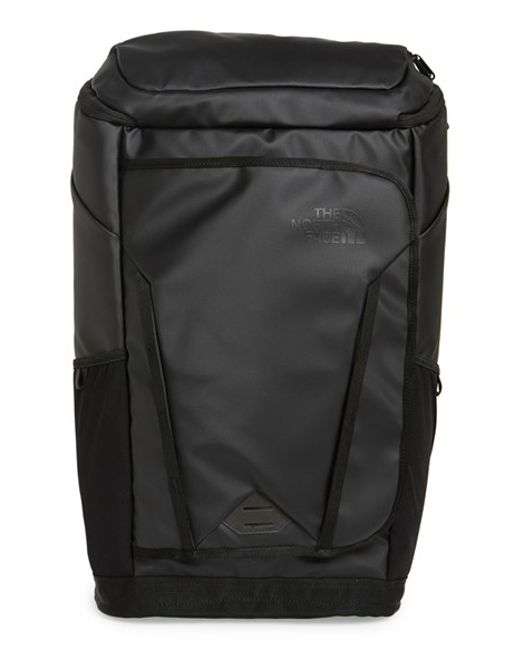 The North Face | Black 'kaban Transit' Water Repellent Backpack for Men | Lyst