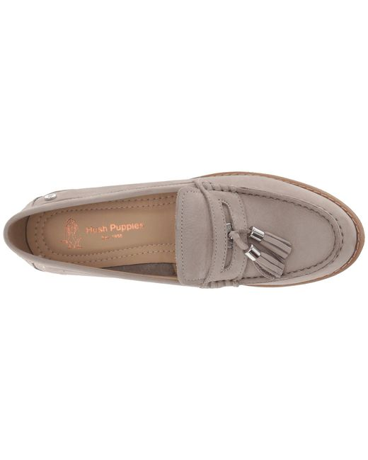 f4619459678 Lyst - Hush Puppies Chardon Penny Loafer in Gray - Save 51%
