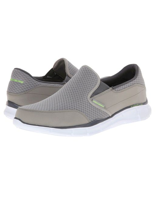 Skechers - Gray Equalizer Persistent for Men - Lyst ... 535332f7c39