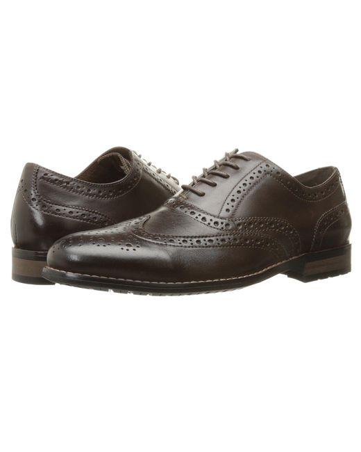Nunn Bush - Brown Tj Wingtip Oxford for Men - Lyst