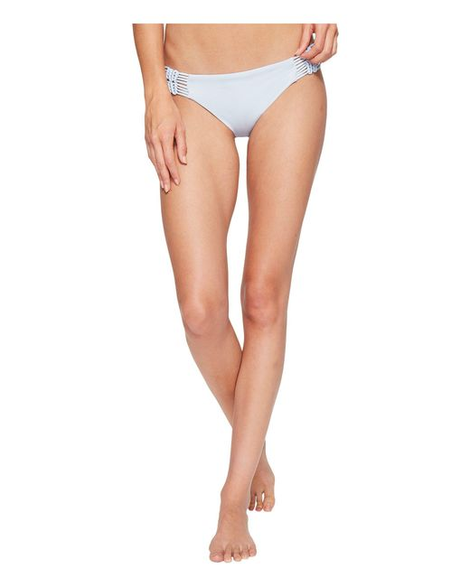 Dolce Vita - Multicolor Solids Bottom With Macrame Side Inserts - Lyst