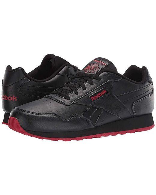 acc87fbb0 Reebok S Classic Harman Run S in Black for Men - Save 5% - Lyst