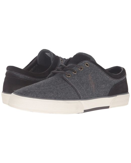 Polo Ralph Lauren - Gray Faxon Low for Men - Lyst