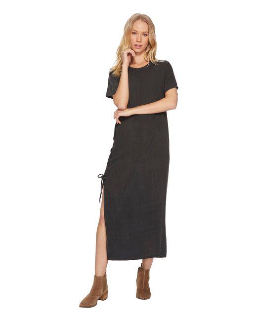 LNA - Gray Alvarez Dress - Lyst