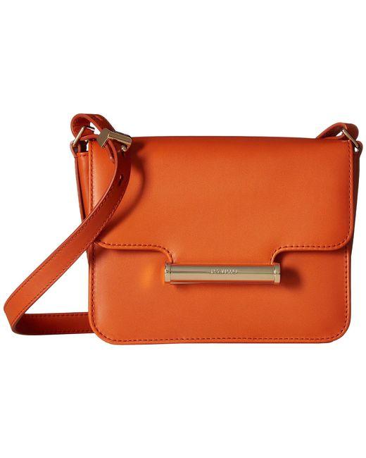 Jason Wu - Orange Diane Vitello Leather Mini Crossbody - Lyst