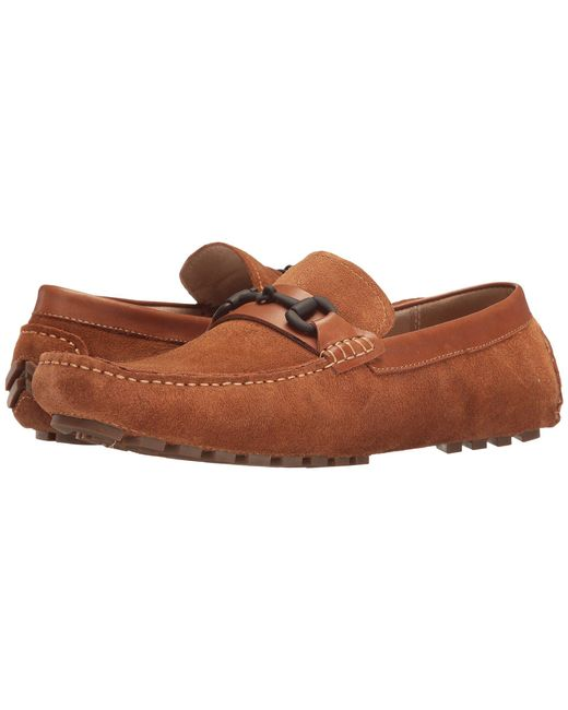 Kenneth Cole Reaction - Brown Stay A-wake Slip-on Loafer for Men - Lyst