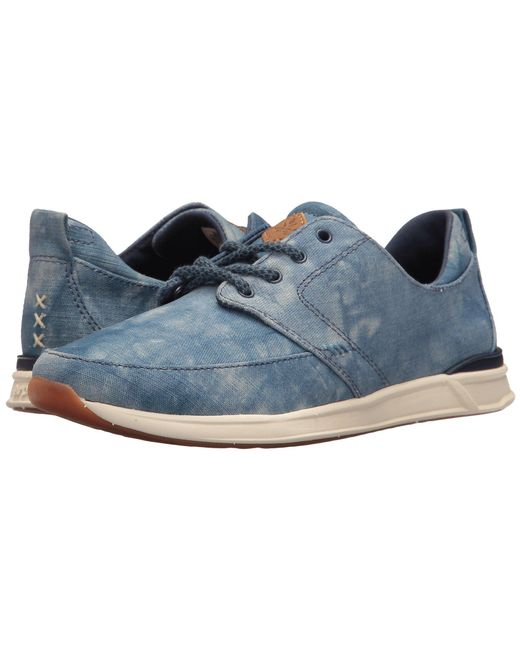 Reef - Blue Rover Low Tx for Men - Lyst