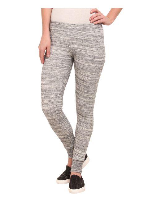 Alternative Apparel - Gray Getaway Leggings - Lyst