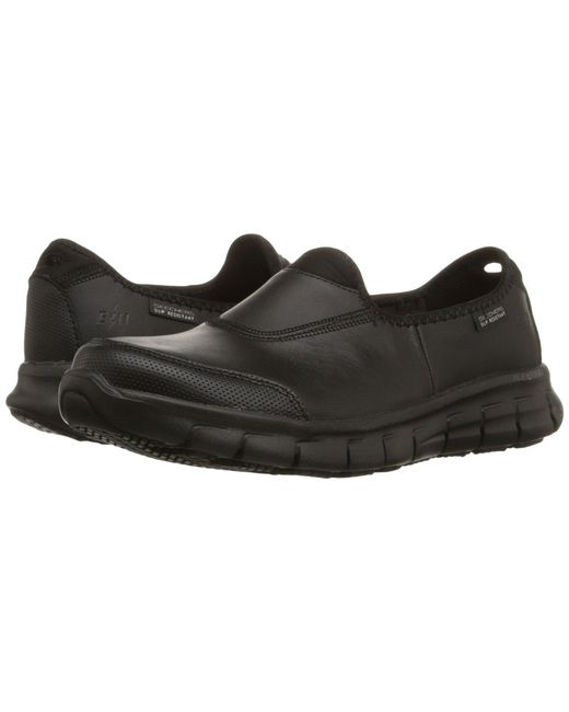 96e7c11862ce Lyst - Skechers Work Sure Track in Black - Save 17%
