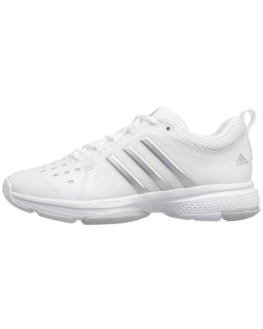 77a50acd8 Lyst - adidas Barricade Classic Bounce in Metallic - Save 15%