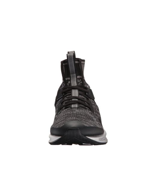 68ed09279274 Lyst - PUMA Ignite Evoknit Nc in Black for Men - Save 13%
