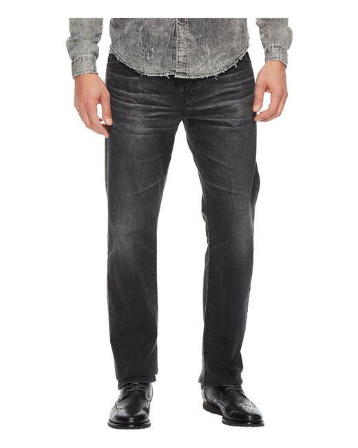 AG Jeans - Multicolor Graduate Tailored Leg Jeans In 7 Years Asphalt for Men - Lyst