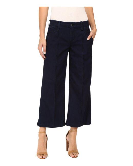 Joe's Jeans - Blue Blair Gaucho In Isla - Lyst