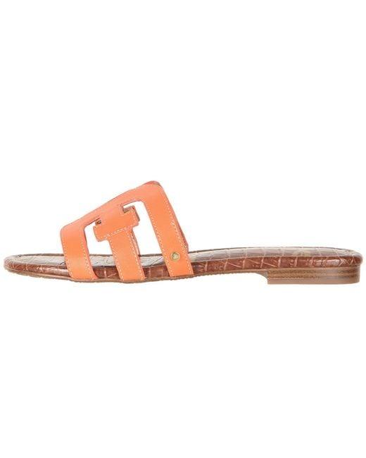 34d6211521b270 ... Sam Edelman - Multicolor Bay Slide Sandal - Lyst ...