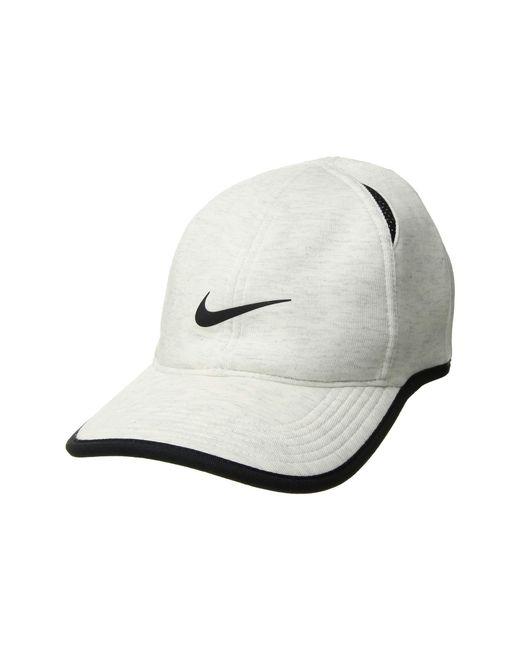 047288fe25f Nike - Black Aerobill Featherlight Premium - Lyst ...