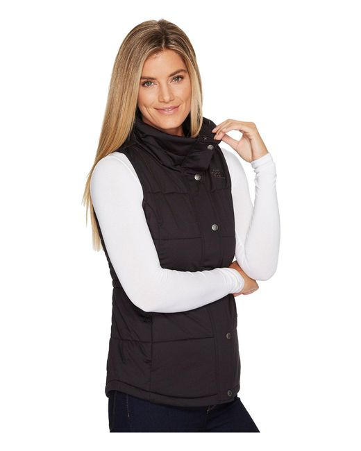 abc34727007d Lyst - The North Face Pseudio Vest in Black - Save 45%