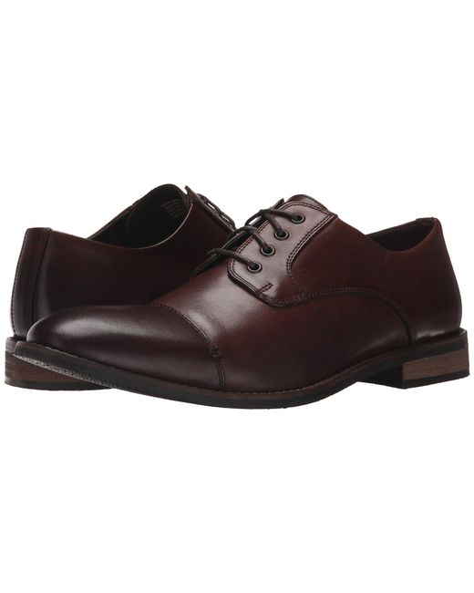 Nunn Bush - Brown Holt Cap Toe Oxford for Men - Lyst