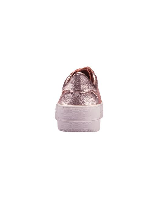 75063a82ba6 Lyst - Steven By Steve Madden Nyssa Sneaker in Pink - Save 35.0%