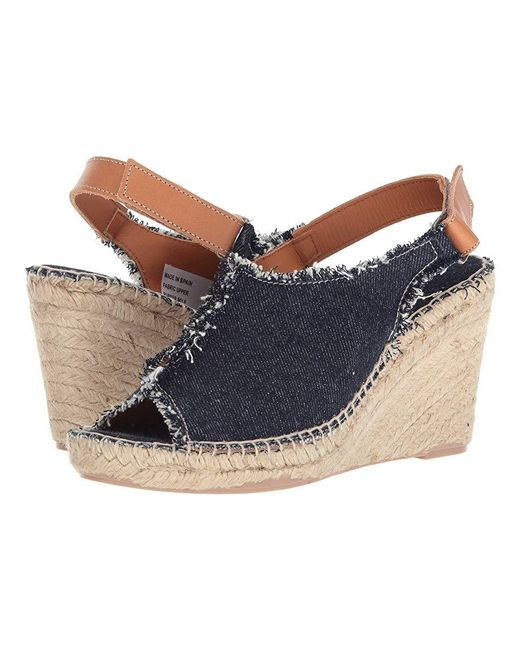 ec0edf8c160 Women's Blue 2216-po (denim Salvia) Wedge Shoes