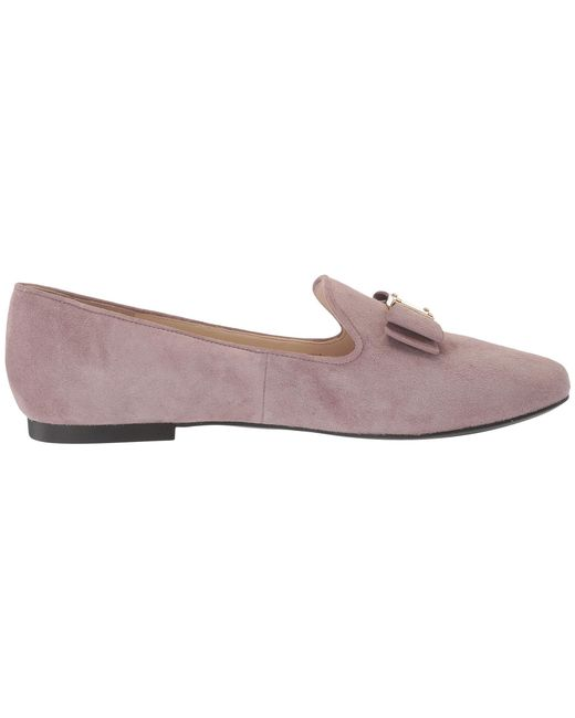 dc483ee100a ... Cole Haan - Multicolor S Tali Bow Loafer - Lyst ...