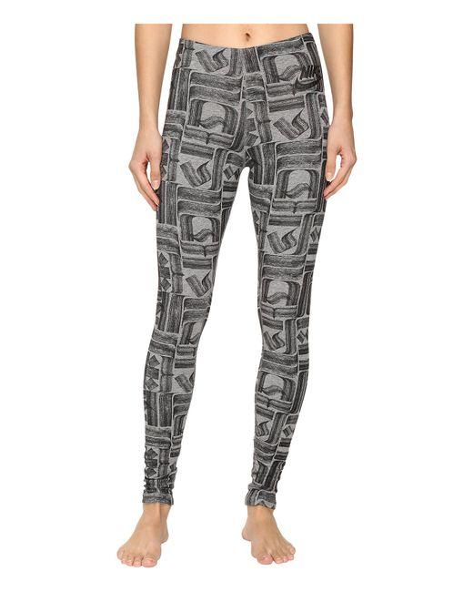 Nike - Black Sportswear Leg-a-see (rostarr) Printed Legging - Lyst