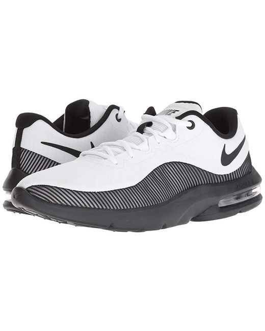 a1df41bf1b Nike Air Max Advantage 2 (white/black) Running Shoes in White for ...