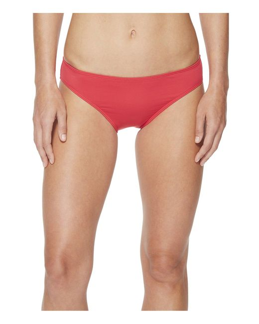 Lauren by Ralph Lauren - Multicolor Beach Club Solids Solid Hipster Bottoms - Lyst