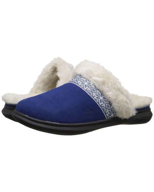 Spenco - Blue Nordic Slide - Lyst
