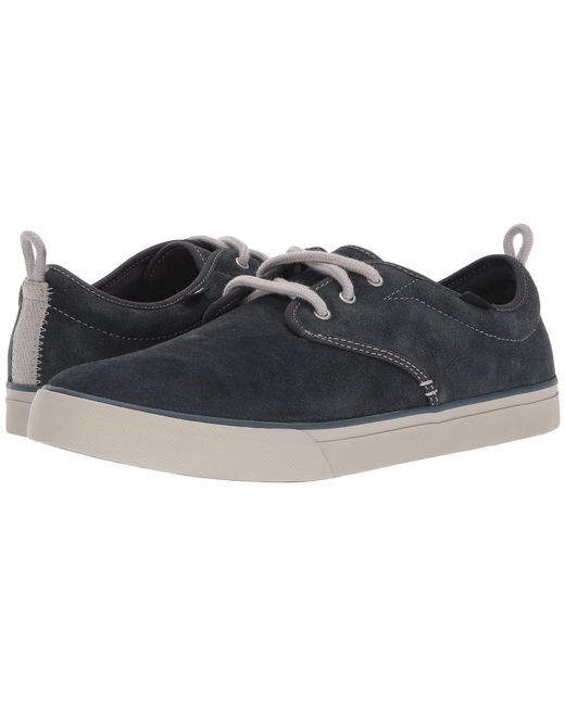 Sanuk - Gray Guide Plus Suede for Men - Lyst